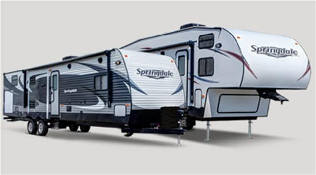 New 2015 Keystone Springdale 225RBWE Travel Trailer For Sale